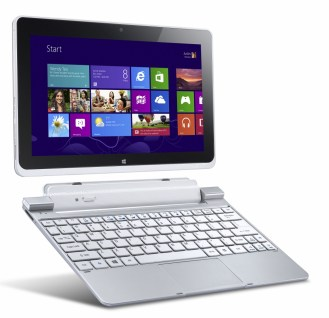 Acer Iconia Tab W510 : prise en main de la nouvelle tablette Windows 8 à l'IFA de Berlin 16