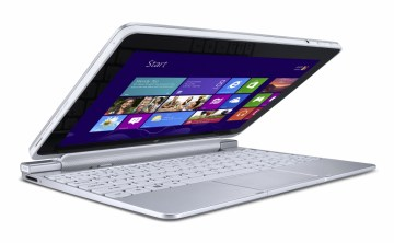 Acer Iconia Tab W510 : prise en main de la nouvelle tablette Windows 8 à l'IFA de Berlin 21