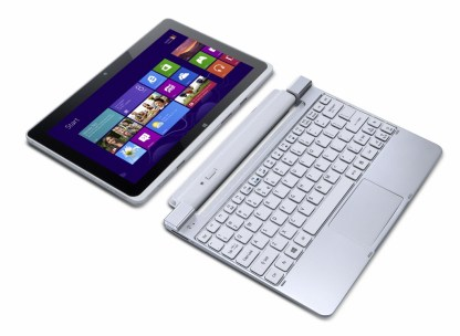 Acer Iconia Tab W510 : prise en main de la nouvelle tablette Windows 8 à l'IFA de Berlin 26