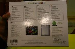 Tablette tactile enfant EasyPad Junior 4.0 : Easypix au salon de l'IFA 11