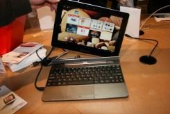 Lenovo IdeaTab S2110A : tablette Android avec dock clavier au salon de l'IFA 15