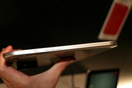 Vidéo tablette Android Toshiba AT270 & AT300 lors de l'IFA de Berlin 12
