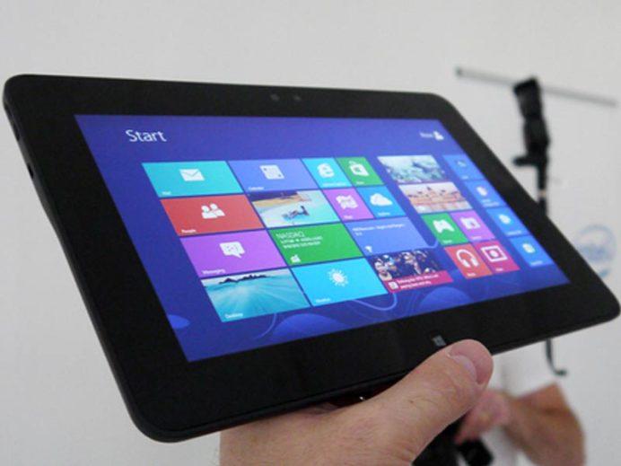 Dell lance sa tablette sous Windows 8 : la Dell Latitude 10 4
