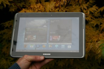 Test Samsung Galaxy Note 10.1 : tablette avec stylet intégré 3