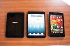Test tablette Apple iPad Mini 3