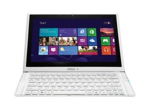 La tablette PC MSI S20 à clavier coulissant sera en vente en Janvier à 1099 Euros 4