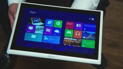 La tablette PC MSI S20 à clavier coulissant sera en vente en Janvier à 1099 Euros 5
