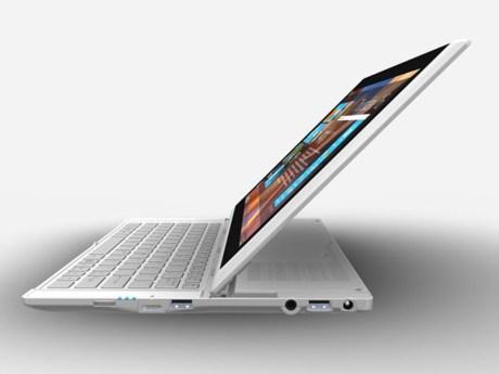La tablette PC MSI S20 à clavier coulissant sera en vente en Janvier à 1099 Euros 1