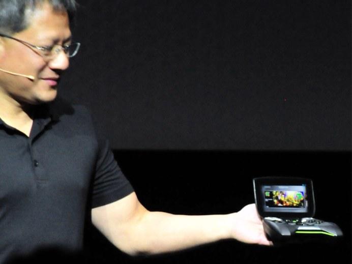 Nvidia lance le processeur Tegra 4 et présente une console portable sous Android 5