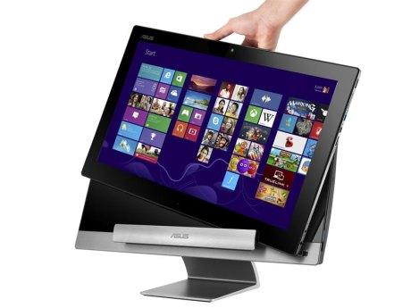 Asus officialise sa tablette PC de 18.4 pouces : Le Transformer AiO 4