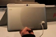 [MWC 2013] Présentation de la tablette Huawei MediaPad FHD 6