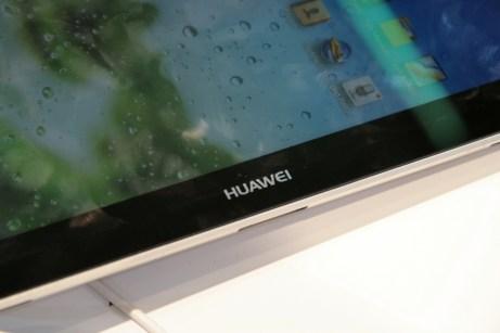 [MWC 2013] Présentation de la tablette Huawei MediaPad FHD 9