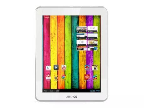 La tablette Archos 80 Titanium est disponible à la vente 1