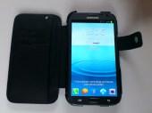 Test housse en cuir de protection Norêve pour Samsung Galaxy Note 2 15