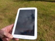 Test tablette Samsung Galaxy Note 8.0 2
