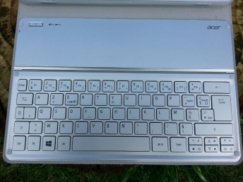 Test tablette Acer Iconia Tab W700 11