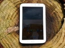 Test tablette Samsung Galaxy Note 8.0 3