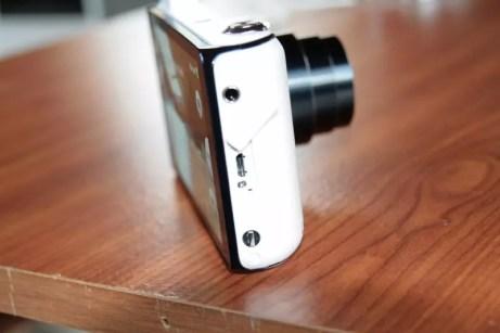 Test : Samsung Galaxy Camera 15