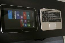 Test tablette HP Envy X2 1