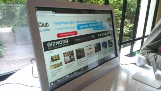 HP Envy Rove 20 et Slate 21, des tablettes géantes sous Windows 8 et Android 4