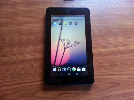 Test de la tablette HP Slate 7 7
