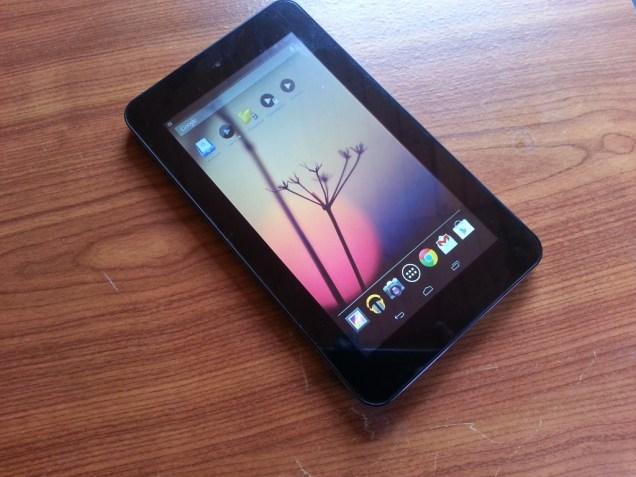 Test de la tablette HP Slate 7 3