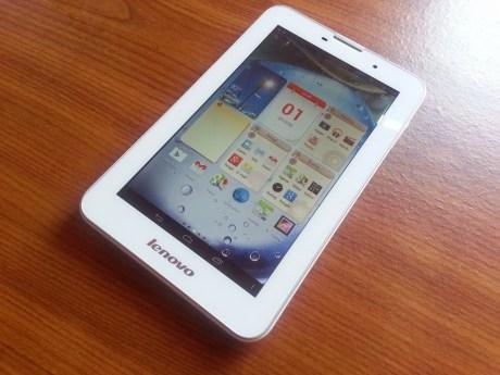 Test tablette Lenovo IdeaTab A3000 13