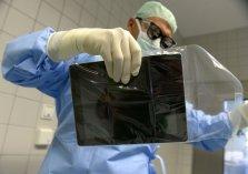 Une tablette tactile (iPad) pour opérer un cancer du foie : une première dans l'histoire de la médecine ! 3