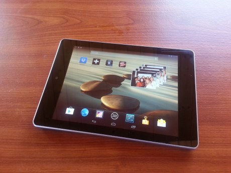 Test tablette Acer Iconia Tab A1 1