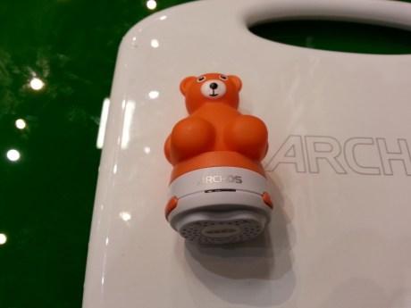 Archos 101 ChildPad : Prise en main de la tablette enfant équipée d'une figurine ! 1