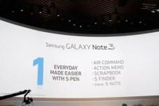 Samsung Galaxy Note 3 : caractéristiques, photos et vidéo de prise en main 4