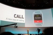Samsung Galaxy Gear : caractéristiques, photos et vidéo de prise en main (poignet !) 5