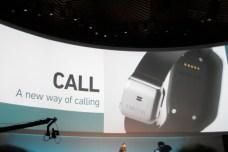 Samsung Galaxy Gear : caractéristiques, photos et vidéo de prise en main (poignet !) 6