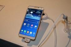 Samsung Galaxy Note 3 : caractéristiques, photos et vidéo de prise en main 36