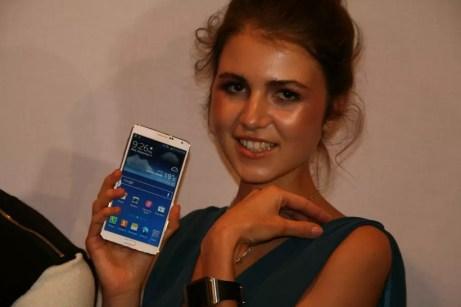 Samsung Galaxy Note 3 : caractéristiques, photos et vidéo de prise en main 43