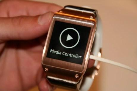 Samsung Galaxy Gear : caractéristiques, photos et vidéo de prise en main (poignet !) 25