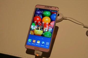 Samsung Galaxy Note 3 : caractéristiques, photos et vidéo de prise en main 53