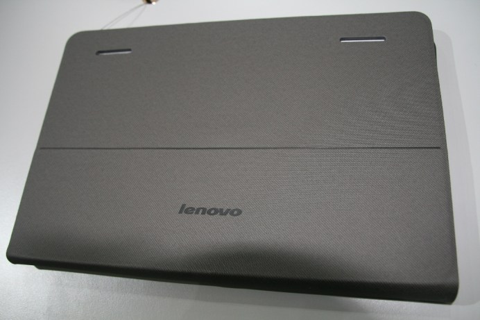 IFA 2013 : Prise en main de la tablette Lenovo Miix sous Windows 8, photos et vidéos 5