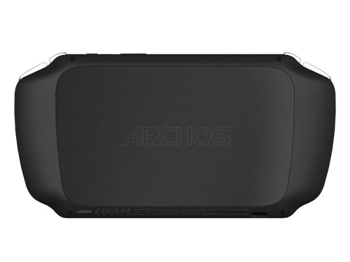 Archos officialise la GamePad 2, une tablette Android dédiée aux jeux vidéos 4
