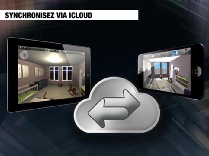 Réorganisez votre intérieur à l'aide de Home Design 3D sur iPad 6