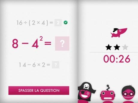 [Nouveauté] Faites travailler vos méninges avec l'application Quick Math + sur iPad 3