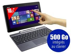 Asus Transformer Book T100 : comparer les prix de la tablette et PC ultraportable sous Windows 8.1 6