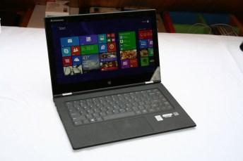 Test du Lenovo IdeaTab Yoga 2 Pro 18