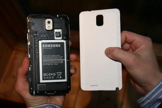 Test de la phablette Samsung Galaxy Note 3 (SM-N9005) 10