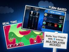 Faites du golf rigolo sur tablettes avec Super Stickman Golf 2 4