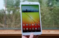 Test complet de la tablette LG G Pad 8.3 5
