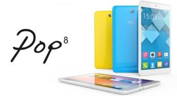 CES 2014 : Alcatel profite de l'événement pour présenter ses tablettes Pop 7 et Pop 8 4