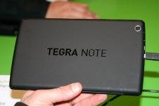 [MWC 2014] Nvidia Tegra Note 7 4G : vidéo de prise en main 2