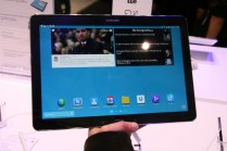 [MWC 2014] Prise en main de la tablette Samsung Galaxy Note Pro 12.2 4G LTE 5