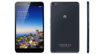 MediaPad X1 : Huawei met en scène sa tablette dans un court métrage 5